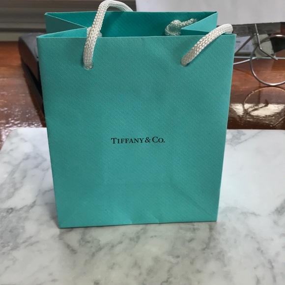 a41a09dd84 Tiffany & Co. Jewelry | Tiffany And Co Paper Bag | Poshmark